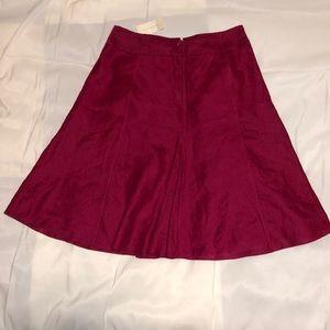 Elegant Ann Taylor Skirt NWT